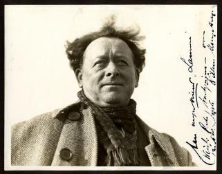 Willem Mengelberg, on board 1926