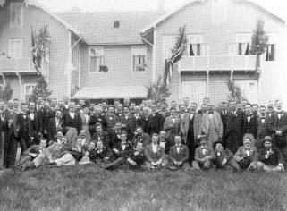Willem Mengelberg met het Concertgebouworkest en Edvard Grieg
