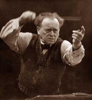 Willem Mengelberg, Wenen, januari 1940. Nederlands Muziek Instituut