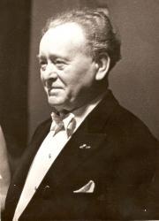 Willem Mengelberg, Kopenhagen 1942? (uit privé-bezit)