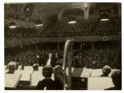Willem Mengelberg te Budapest, 1938. Nederlands Muziek Instituut