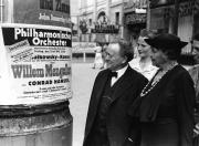 Willem Mengelberg, Tilly Mengelberg, Berlijn 1940