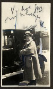 Willem Mengelberg rond 1935. Nederlands Muziek Instituut