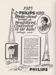 Advertentie 1925