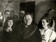 Giula Bustabo, Willem Mengelberg en Annie Fischer. Nederlands Muziek Instituut